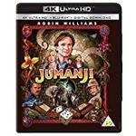 Jumanji (4K + Blu-Ray) [2017]
